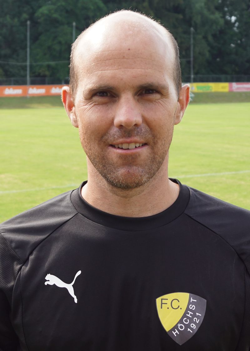 Trainer Mathias Mayer